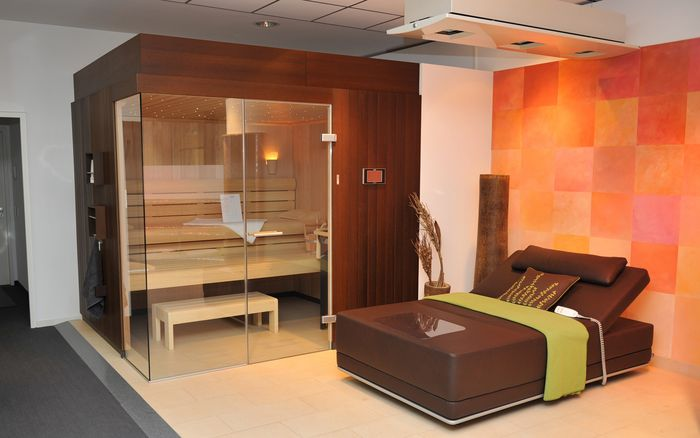 produkte von klafs live erleben. Black Bedroom Furniture Sets. Home Design Ideas