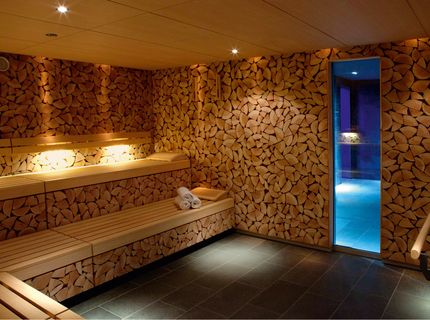Sauna-, Spa- und Wellness-Referenzen: Holmes Place; Sauna