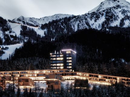 Sauna-, Spa- und Wellness-Referenzen: Gradonna Mountain Resort; Panorama